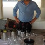 Rigel Aldridge, Rudder Club Wine Tasting