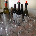 Rudder Club Wine Tasting