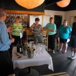 Rudder Club Wine Tasting: Rigel Aldridge and guests