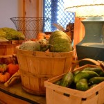 Harvest: Sunday Market Mania! September 18, 2011 from 10 AM to 4 PM, north of Lakeside Cemetery