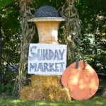 Sunday Market Mania! September 18, 2011 from 10 AM to 4 PM, north of Lakeside Cemetery