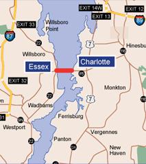 Charlotte-Essex crossing