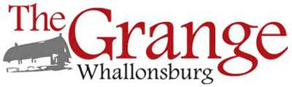 Whallonsburg Grange Hall logo