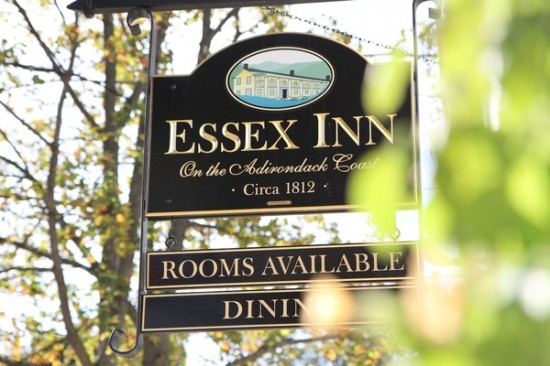Essex Inn sign