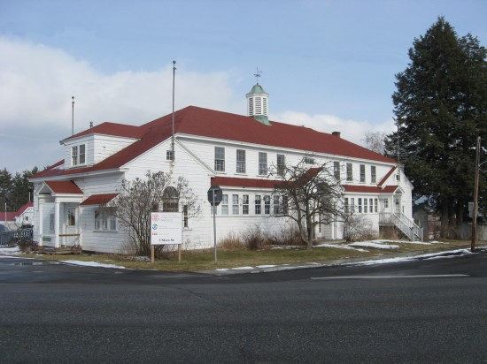 Cornell Cooperative Extension of Essex County building in Westport, NY