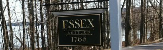 Essex, NY, sign