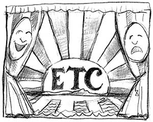 Essex Theatre Company logo