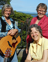 The Wannabes (Image courtesy of Essex Community Concerts)