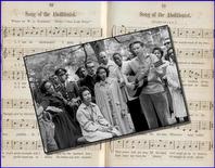 Whallonsburg Grange Lyceum protest music