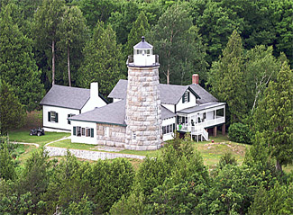 Split Rock Lighthouse (Credit: lighthousefriends.com