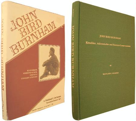 John Bird Burnham Books