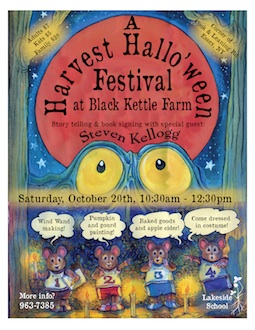 Harvest Halloween Festival at Black Kettle Farm