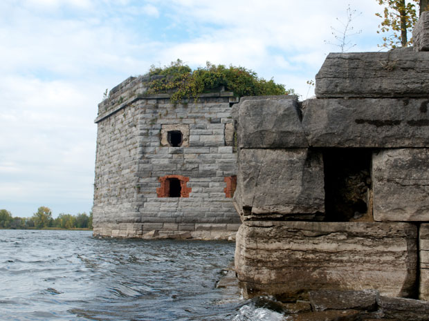 Fort Montgomery: From Blunder to Ruin | Essex on Lake Champlain
