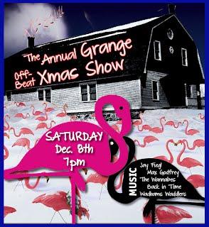 Whallonsburg Grange xmas party