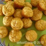The Magic of Christmas in Essex: Corn Muffinlets