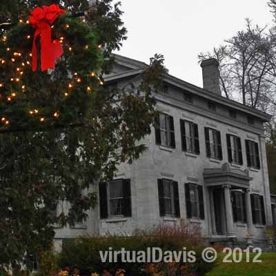 The Magic of Christmas in Essex: Greystone