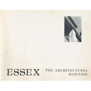 Essex: The Architectural Heritage