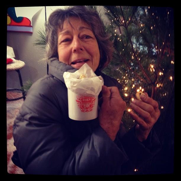 Barbara Kunzi, award-winning cookie baker
