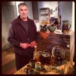 Wadhams ceramics artist Joe DiNapoli