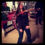 Holiday hula hooping with Kate Logby