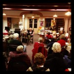 Steven Kellogg reads A Christmas Memory, by Truman Capote at the Belden Noble Library.