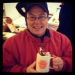 Susie Drinkwine, award-winning cookie baker