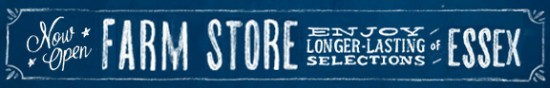 Farm Store Banner
