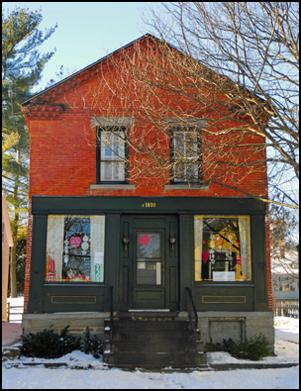Old Brick Store in Essex, NY (Photo: virtualDavis)