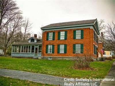 Cyrus Stafford House