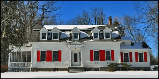 Dower House in Essex, NY