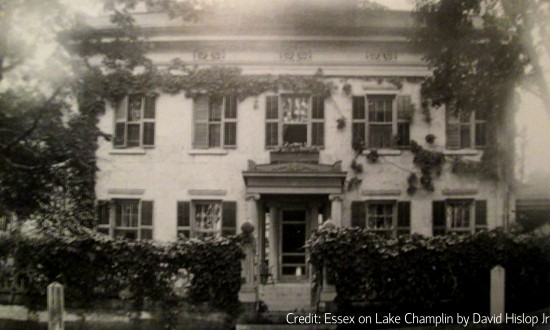 Greystone, Essex, NY (Credit: Images of America: Essex on Lake Champlain 122)