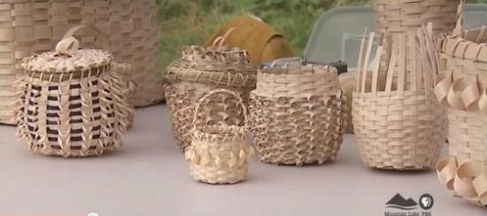 Penelope Minner baskets