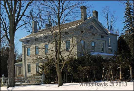 Greystone in Essex, NY (Photo: virtualDavis)