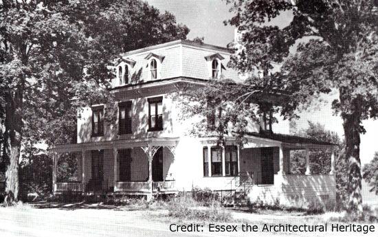 Wilder House