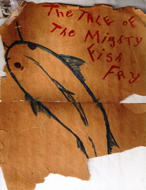 The Tale of the Mighty Fish Fry, by Caldy Hilbert