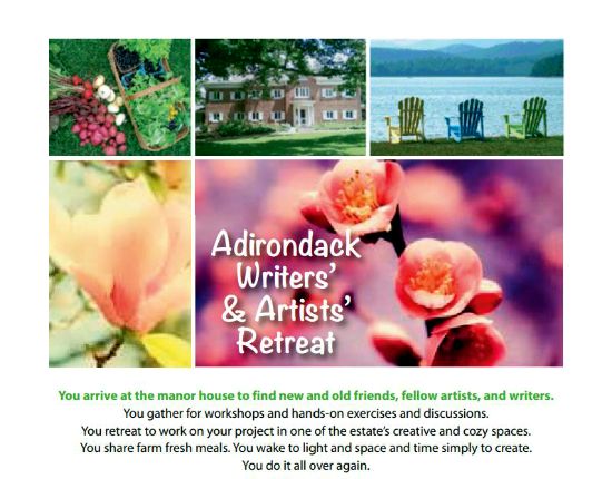 Adirondack Artists' & Writers' Retreat