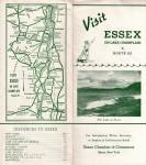 Visit Essex, NY Vintage Brochure