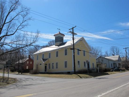 Former Union School, Essex, NY
