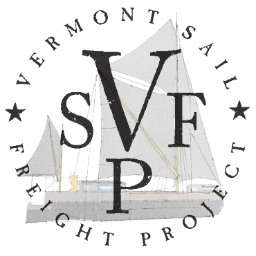 Vermont Sail Freight Project logo