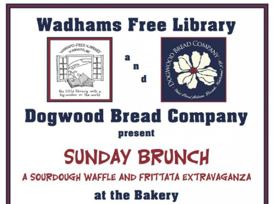 Wadhams Library Dogwood Brunch Benefit