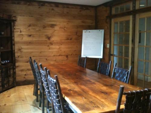 CFES boardroom