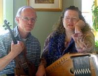 Pete Sutherland and Rose Diamond