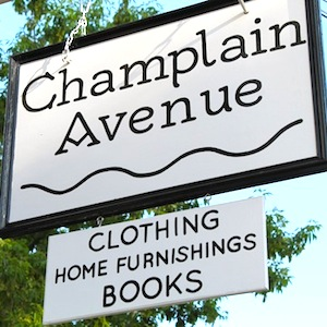 Champlain Avenue