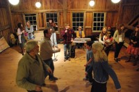 Barn Dance at Lakeside (credit: Jen Zahorchak)