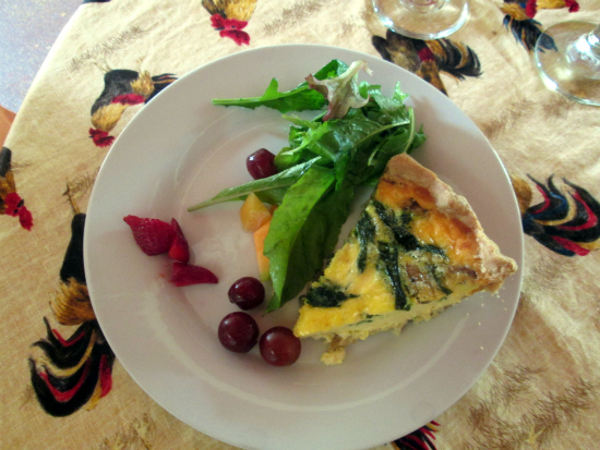 DaCy Brunch Quiche