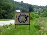 DaCy Meadow Farm Sign