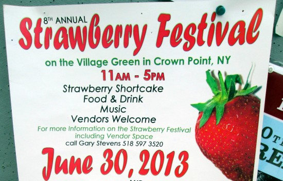 Crown Point Strawberry Festival