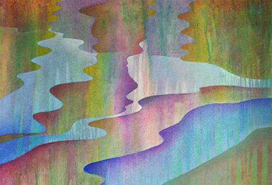 River Rhythms IV (John Cullen)