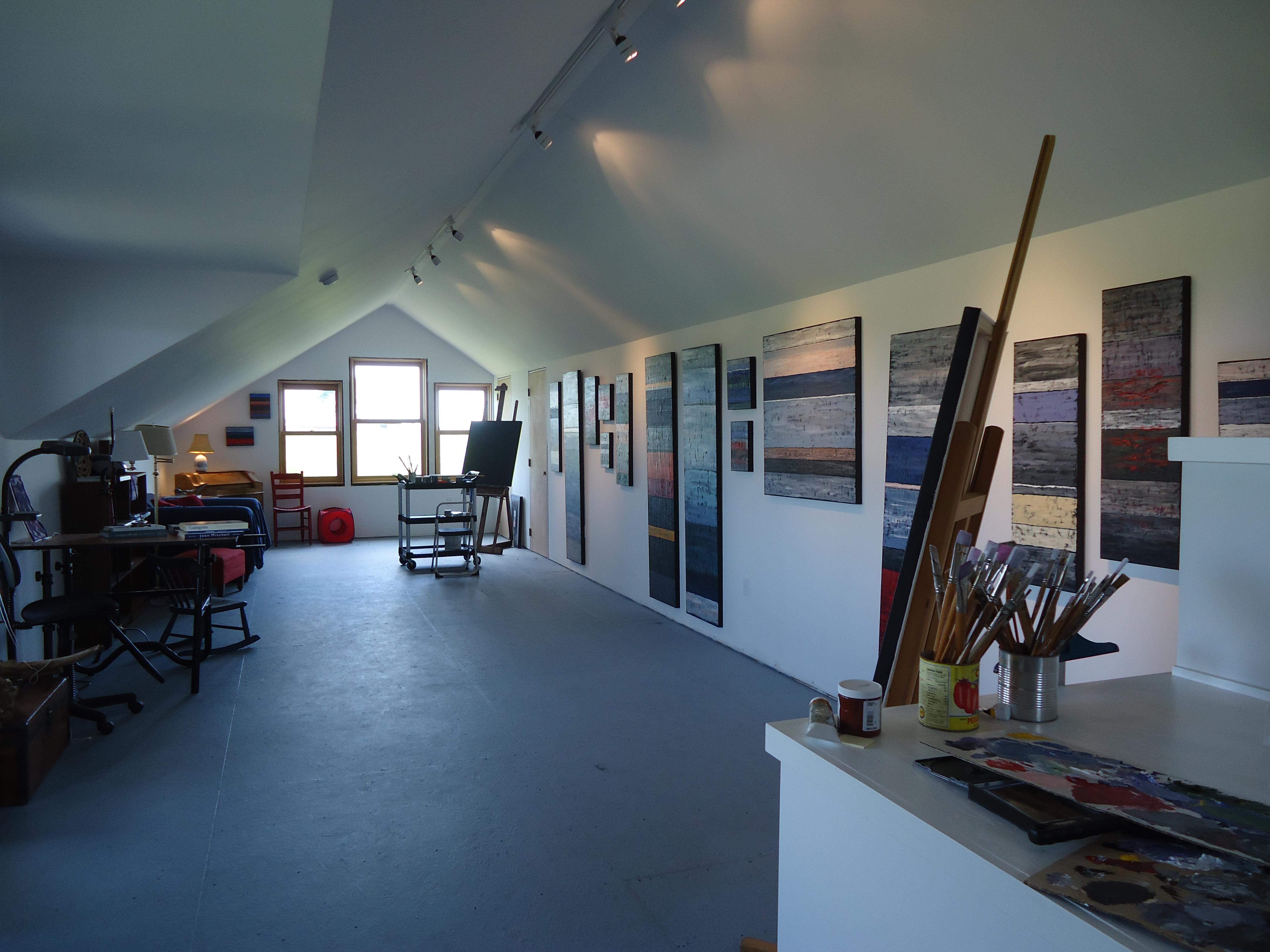 Ellen Few Anderson's Studio