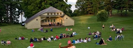 The Ballard Park Performance Pavilion